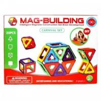 Магнитный конструктор Mag-Building 20